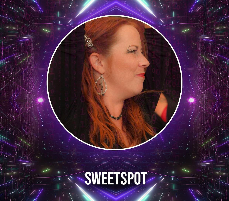 EDM artist Sweet Spot at the Producer Dojo music label.