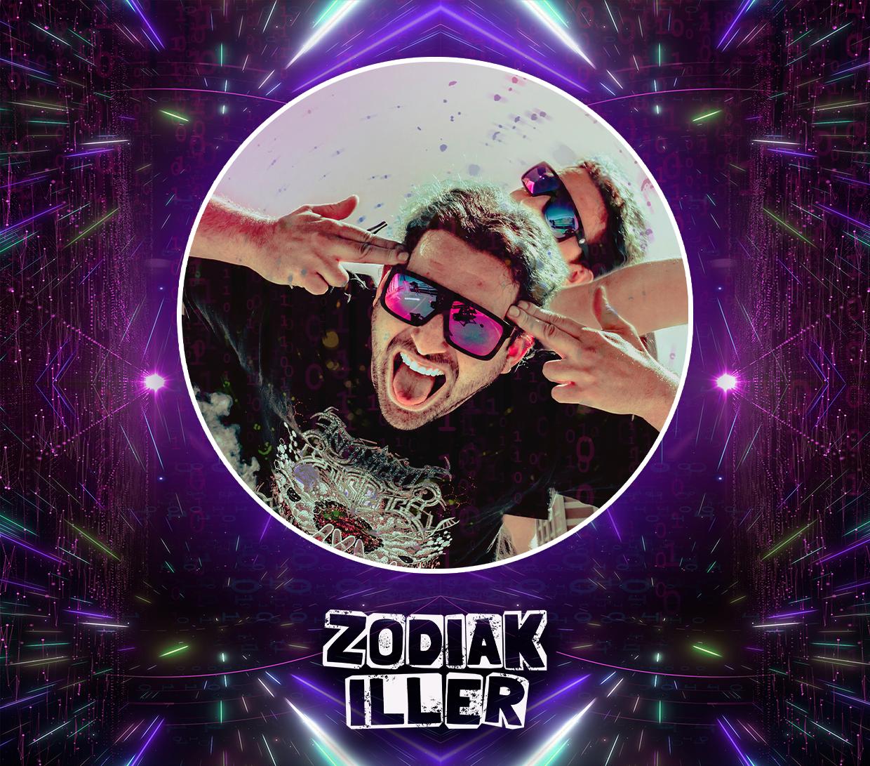 EDM artist Zodiak iLLer at the Producer Dojo music label.