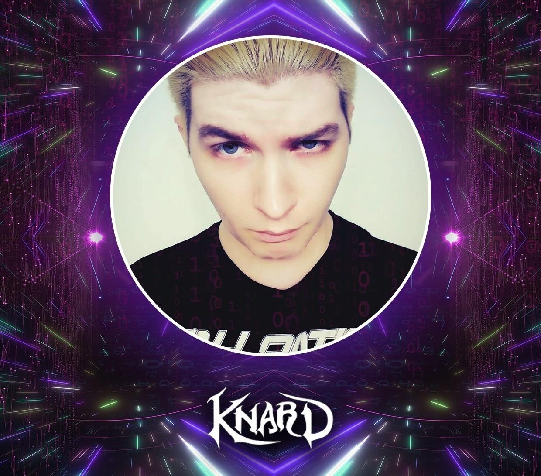 EDM artist Knard at the Producer Dojo music label.