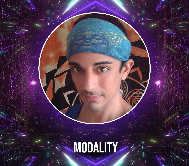 EDM artist Modality at the Producer Dojo music label.