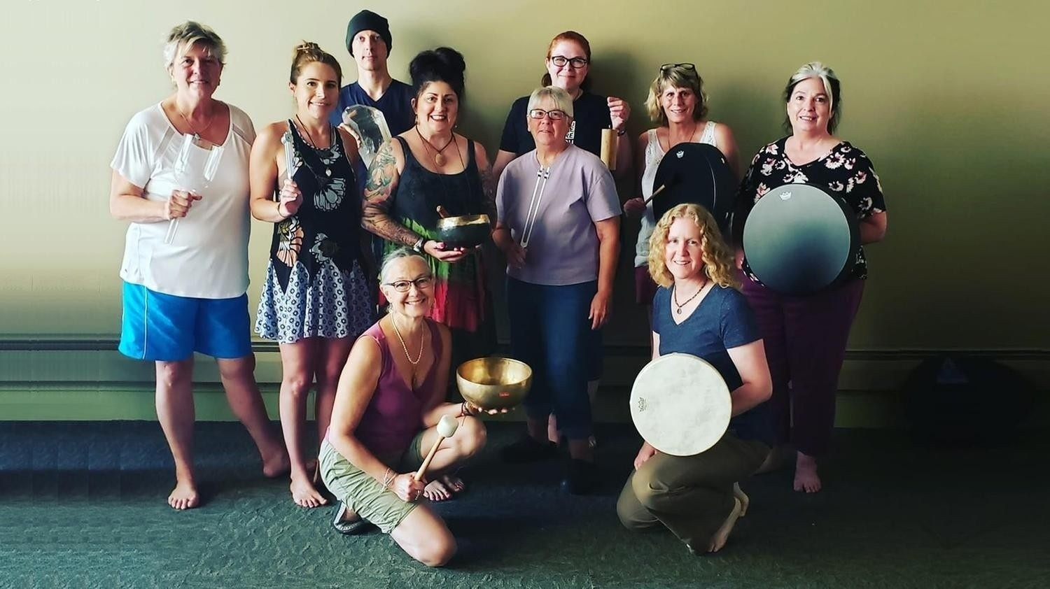 Level 1 Foundations in Integral Sound Healing