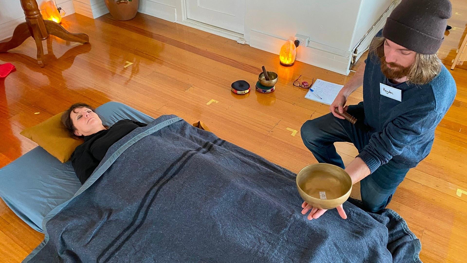 Sounding Healing Courses