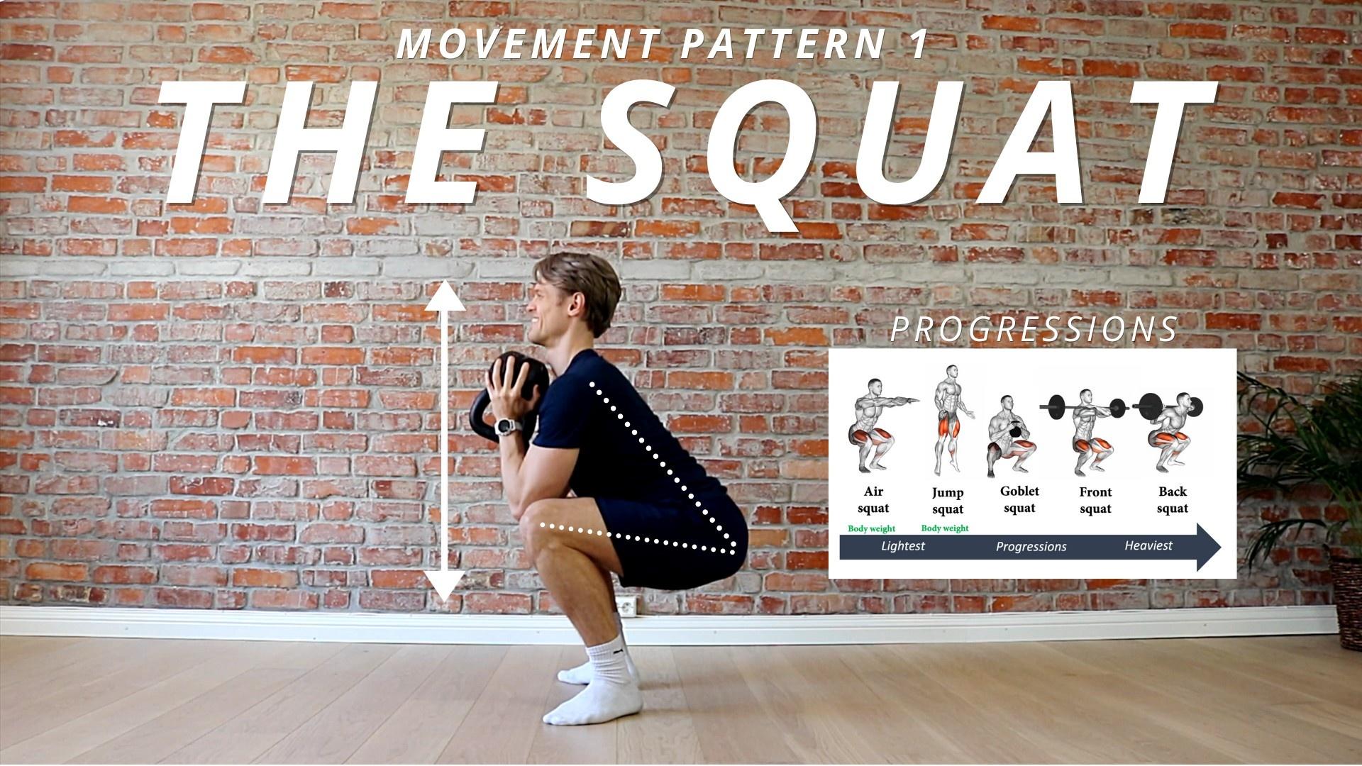 The Squat - Movement Pattern