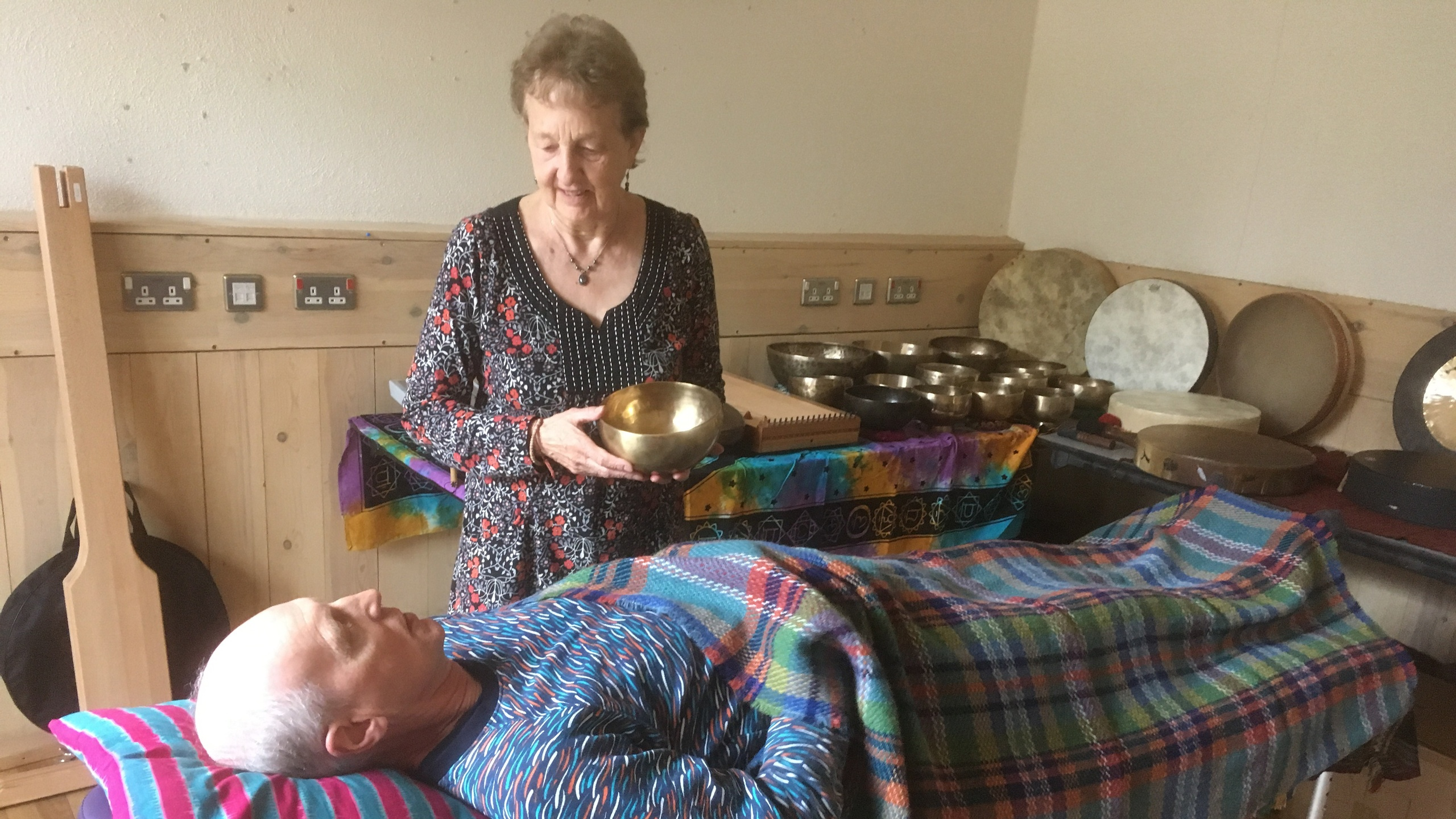 Sound Healing courses Wales