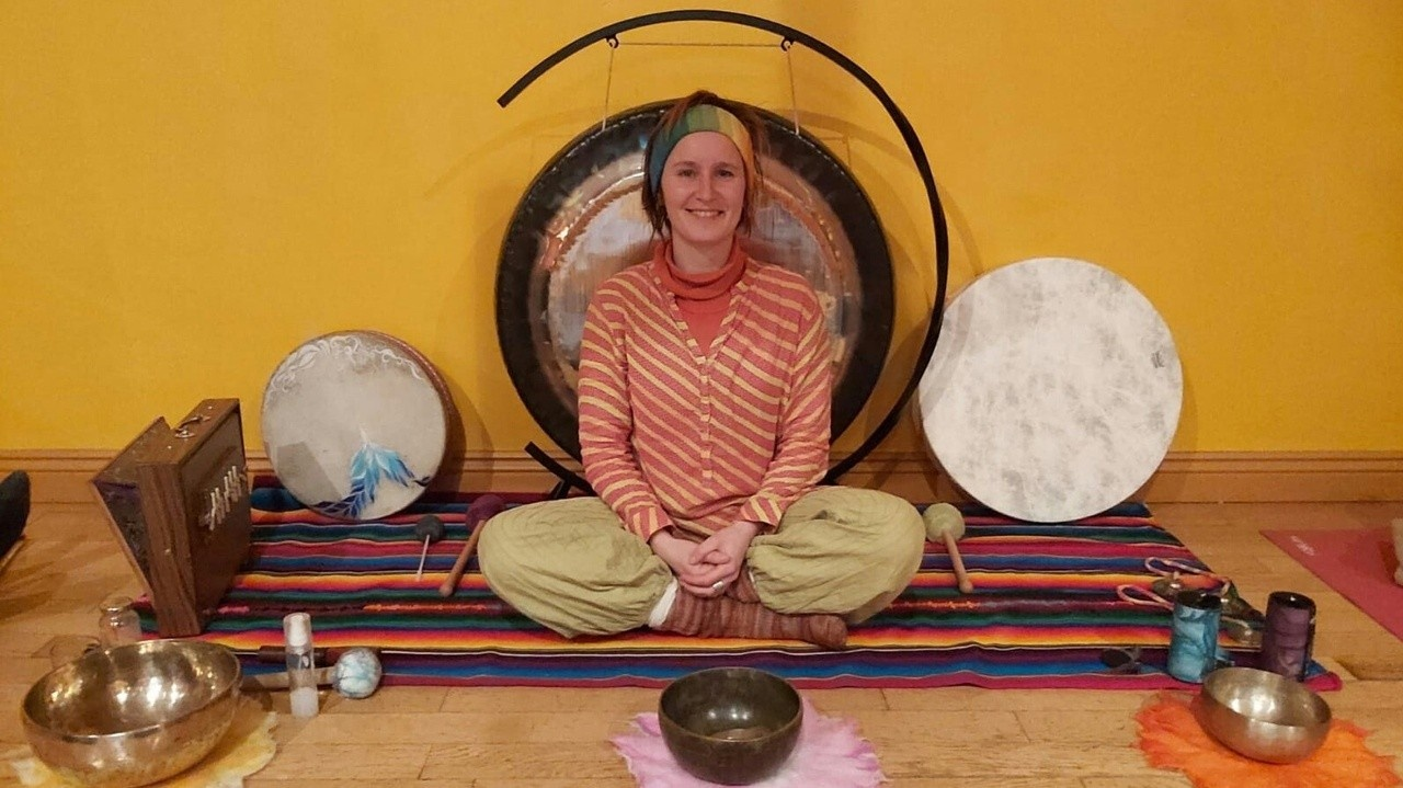 Sound Healing with Voice Live Online
