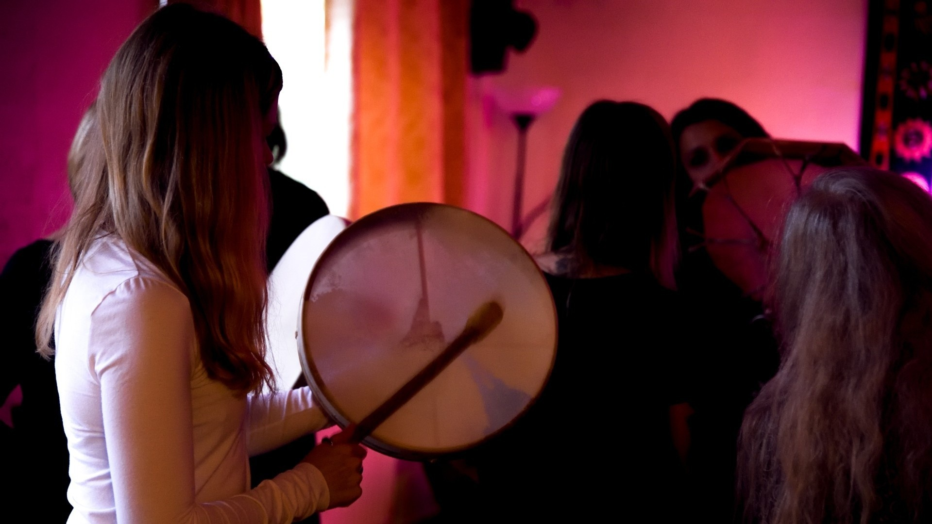 Sound Healing Academy Workshop - Rhythm and Drums