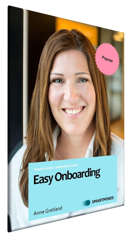 Easy Onboarding