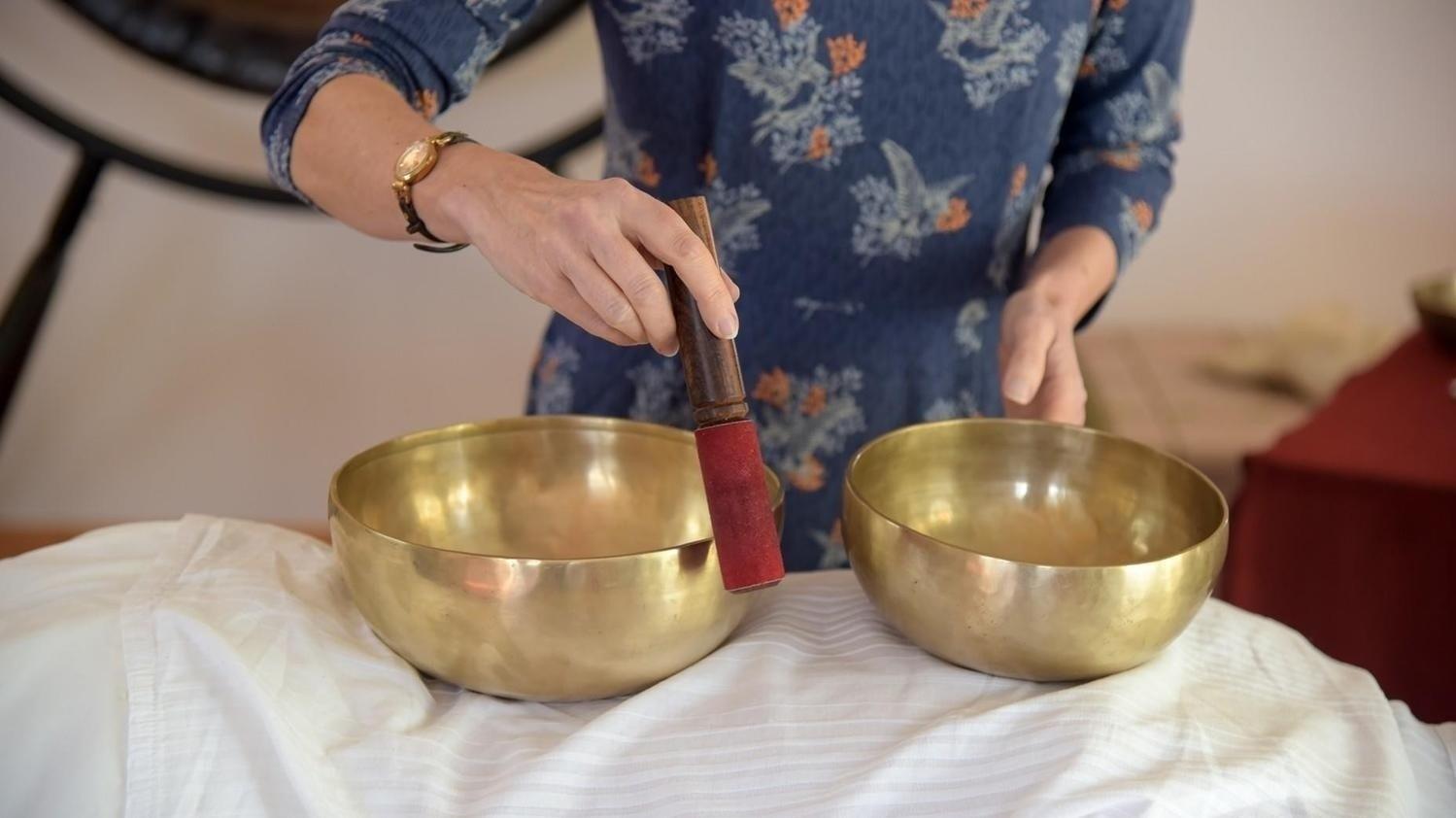 Sound Healing Academy Workshop - Tibetan Singing Bowls
