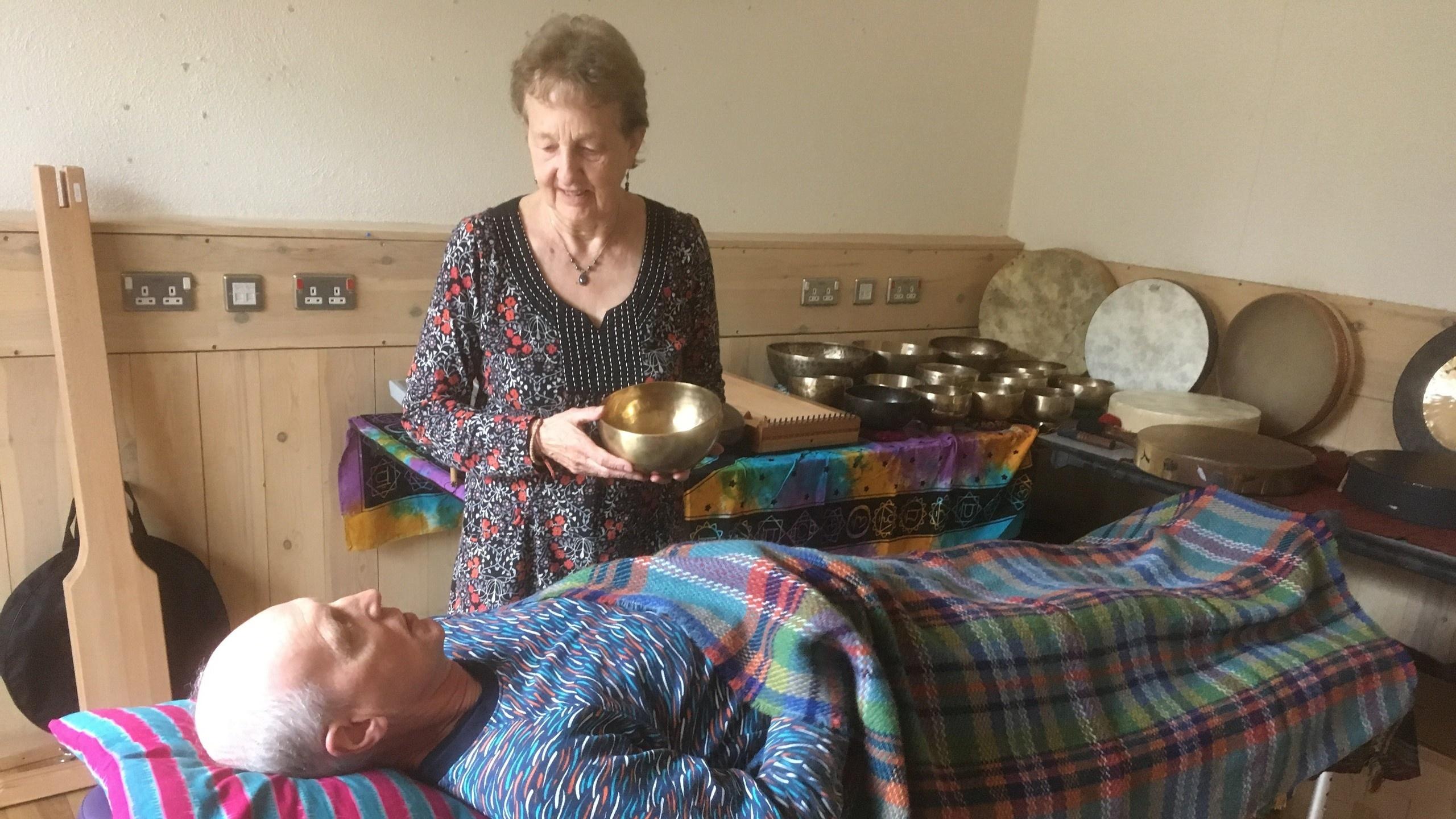 Sound Healing Level 2 1-2-1