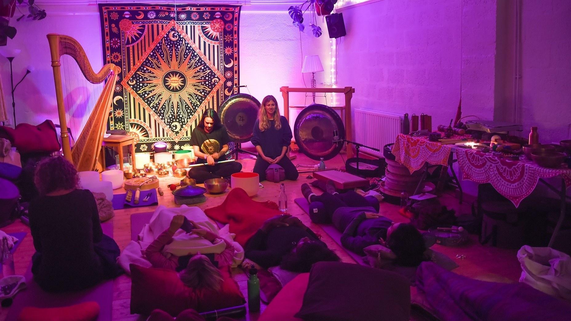 Sound Healing Level 2 Groups