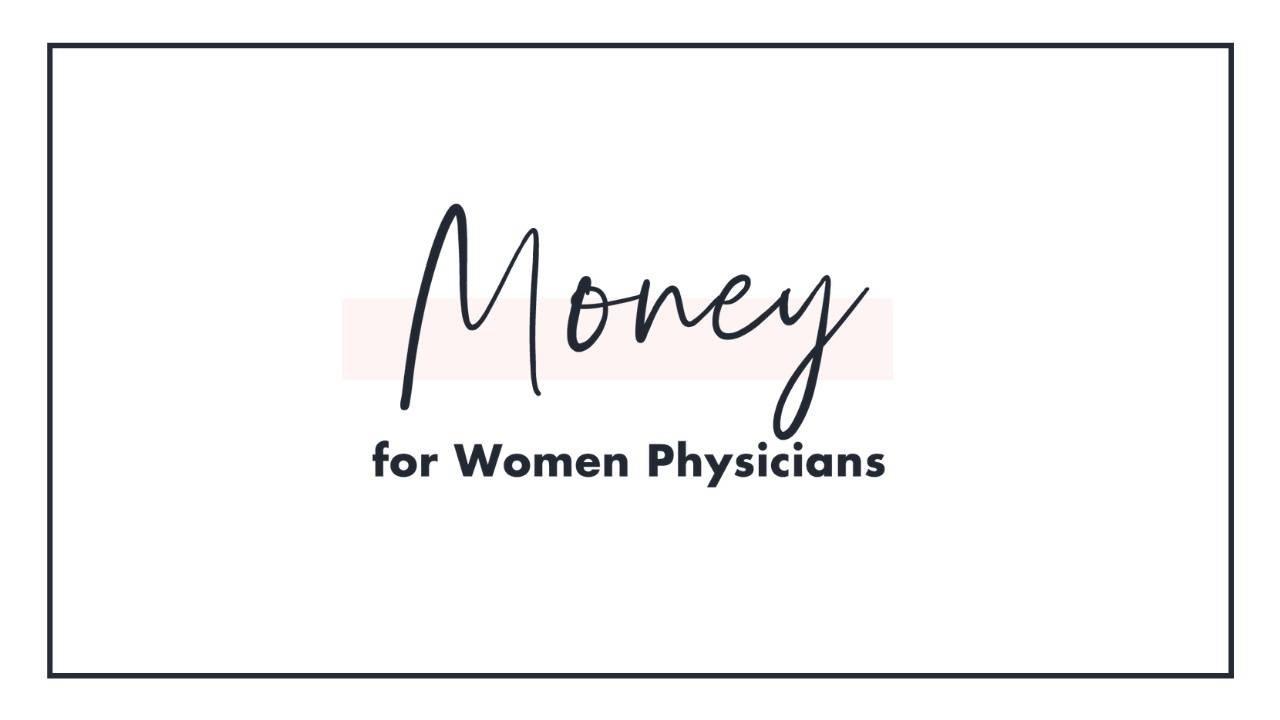 Money for Women Physicians Logo