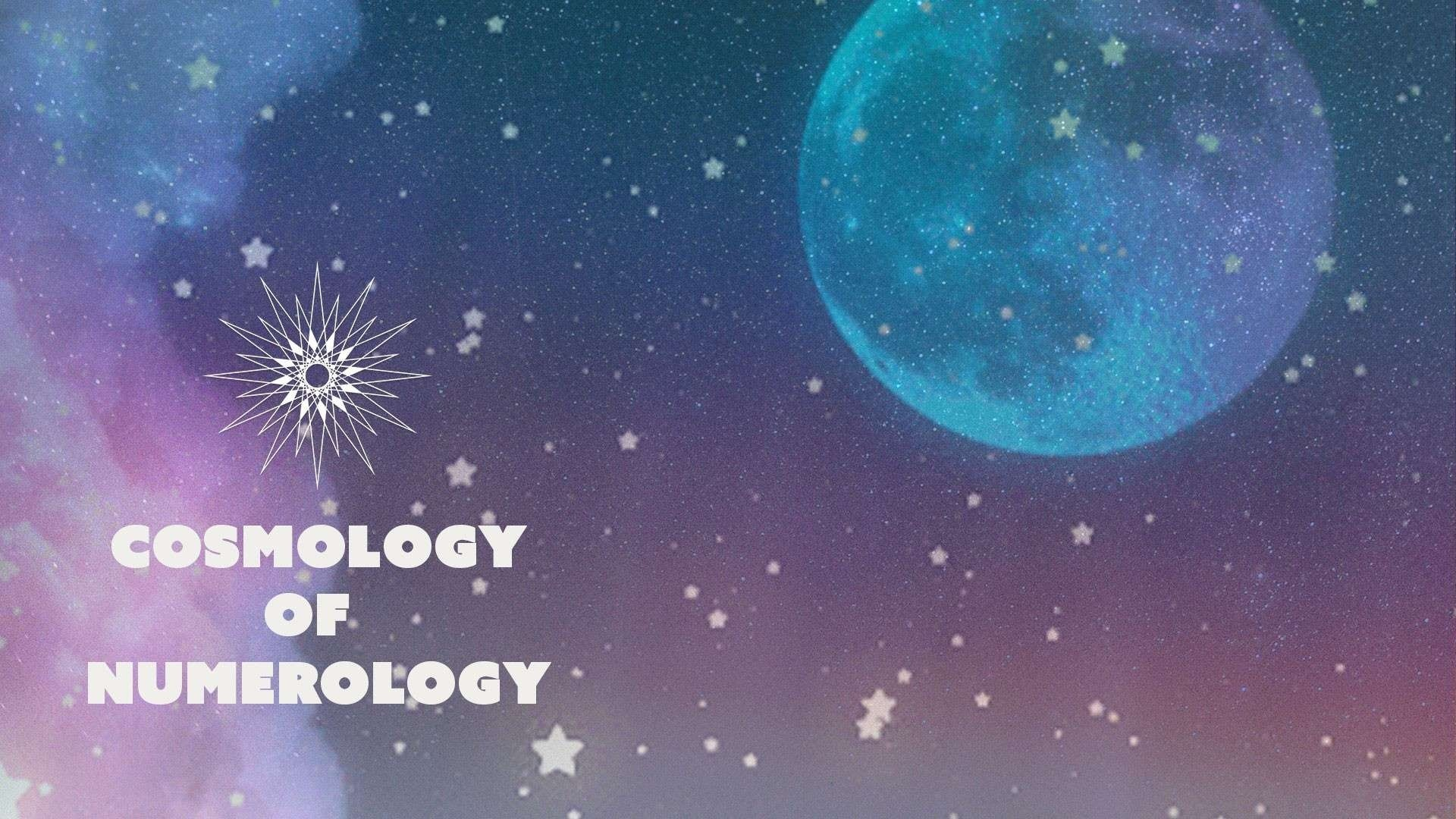 Change Your Stars - Cosmology of Numerology