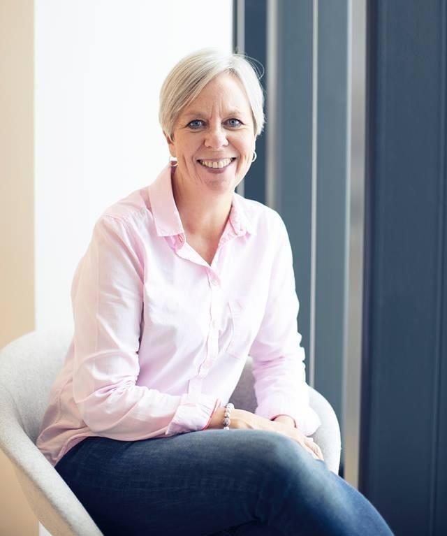 Ellen C. Mentzoni Nilsen i Trygge Barn