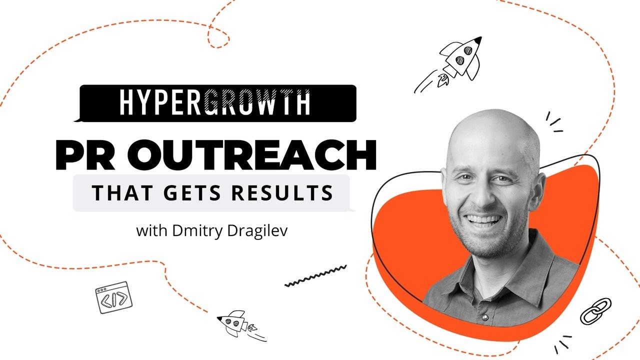 dimitry dragilev pr outreach interview