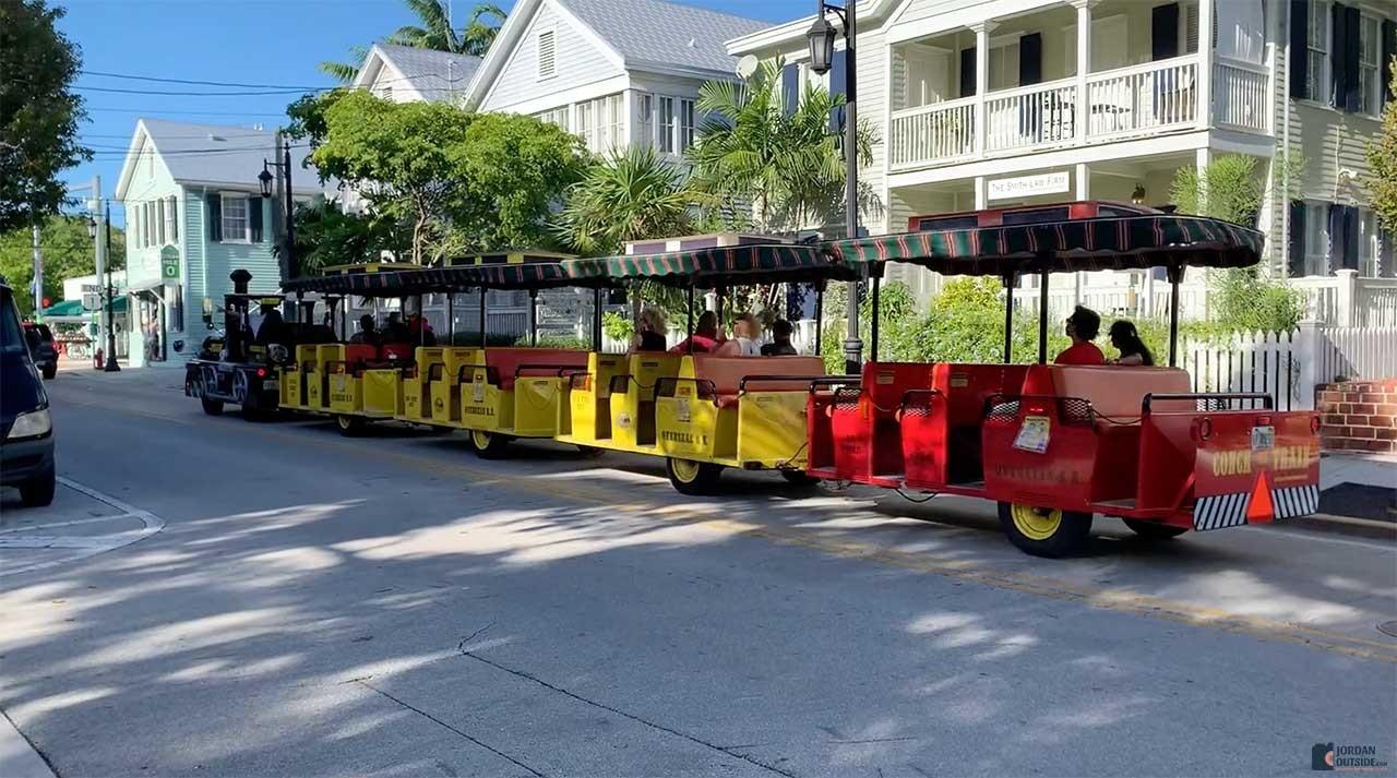 Key West Conch Train