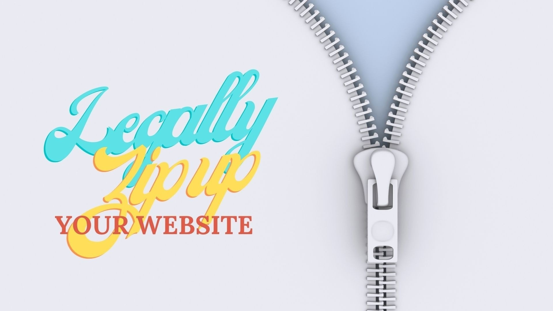 Legally zip up your site image