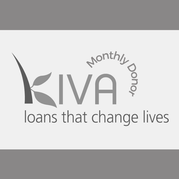 Kc Rossi Monthly Kiva Donor