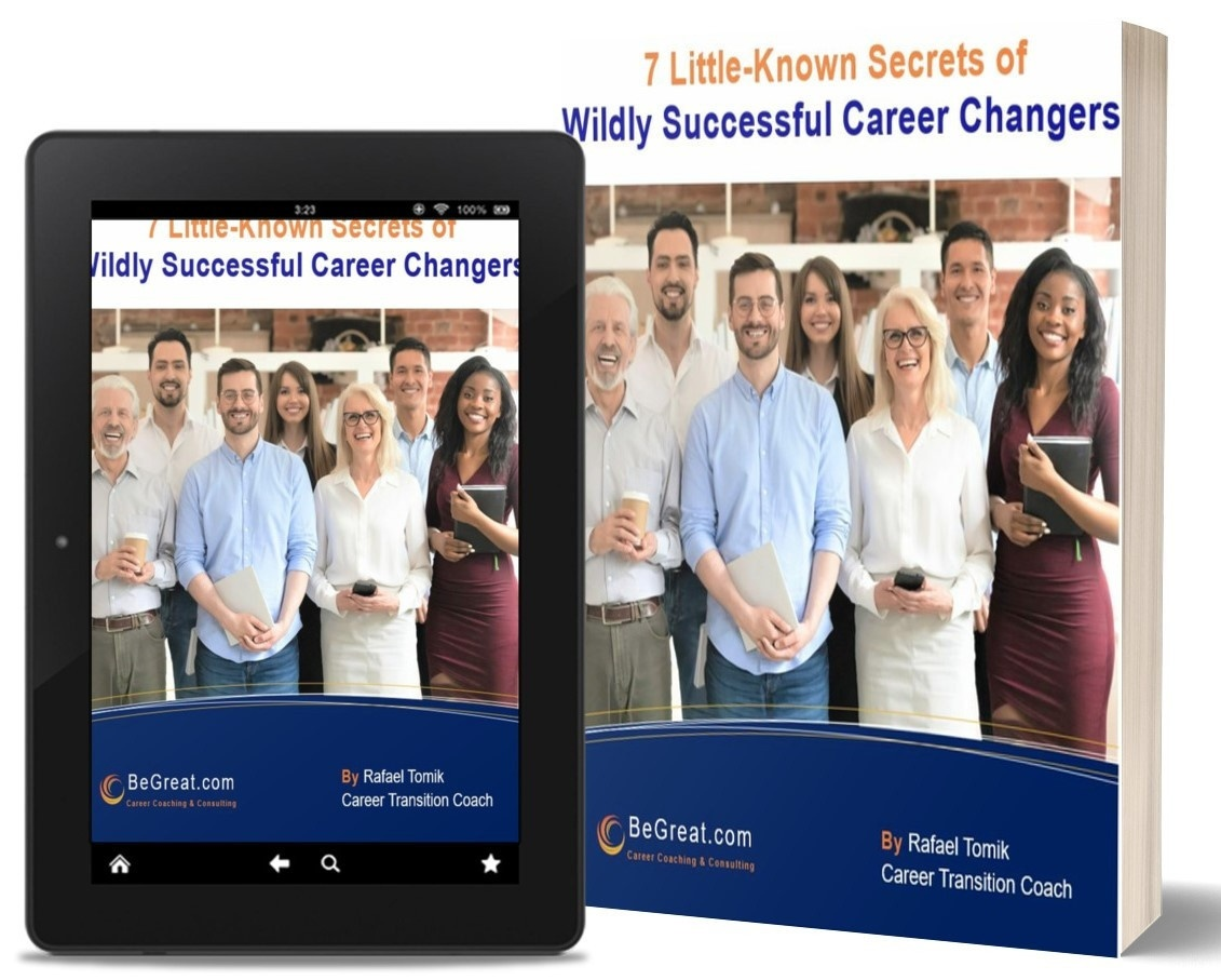 Career Change Guide by BeGreat.com