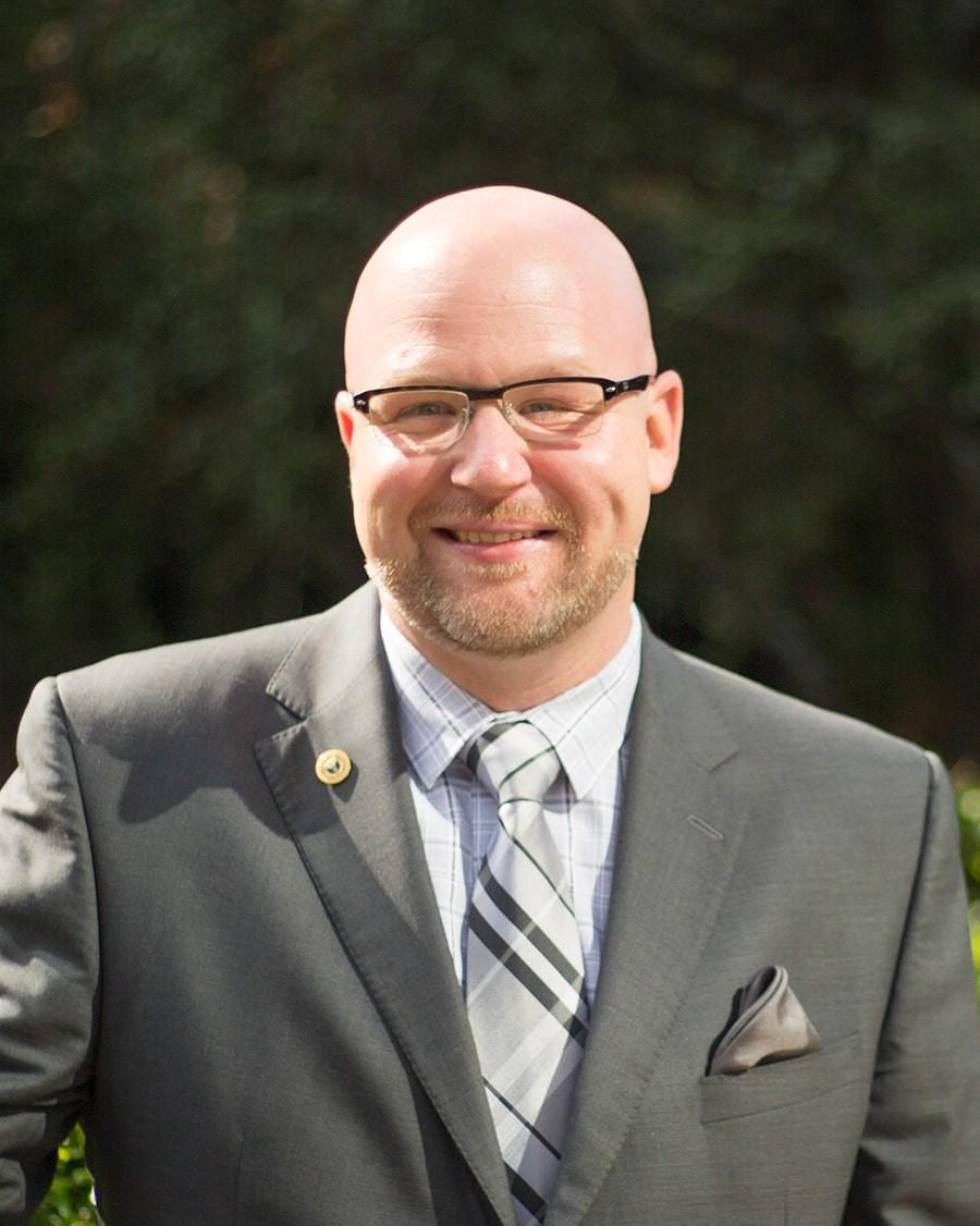 Dr. John Gasko, PhD's Headshot