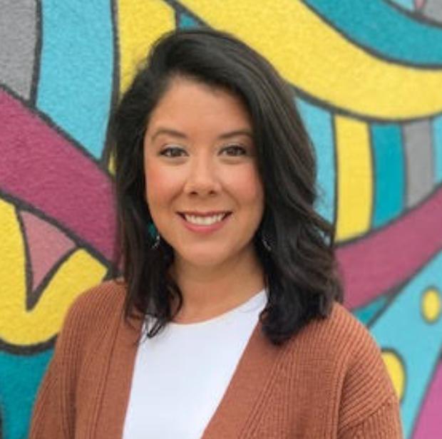Amanda Dominguez, Director of Client Engagement's Headshot
