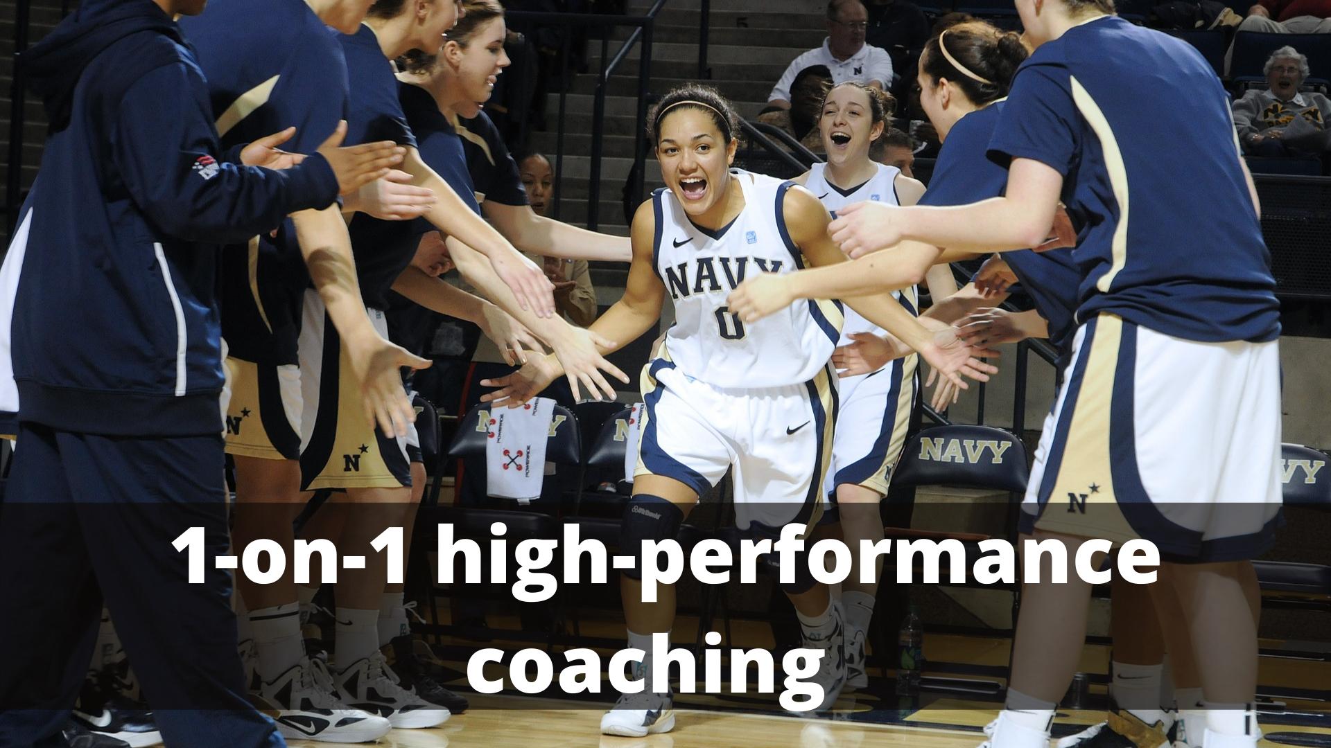 1-on-1 high-performance coaching with Bob Palmer