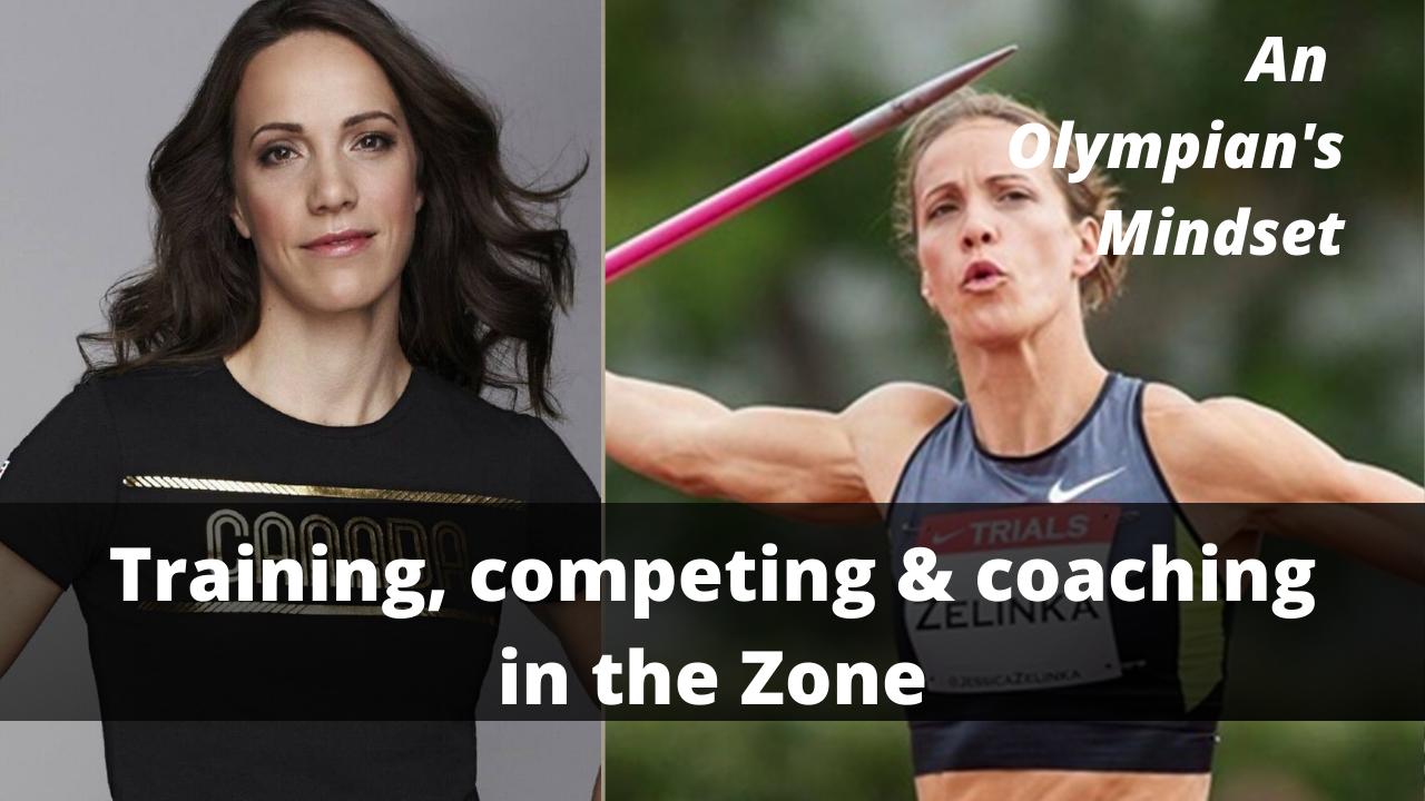 Jessica Zelinka - Olympic athlete and coach
