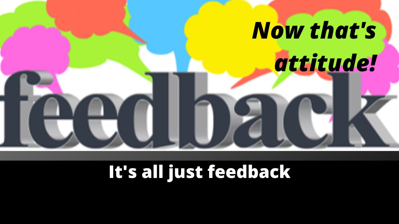 feedback article