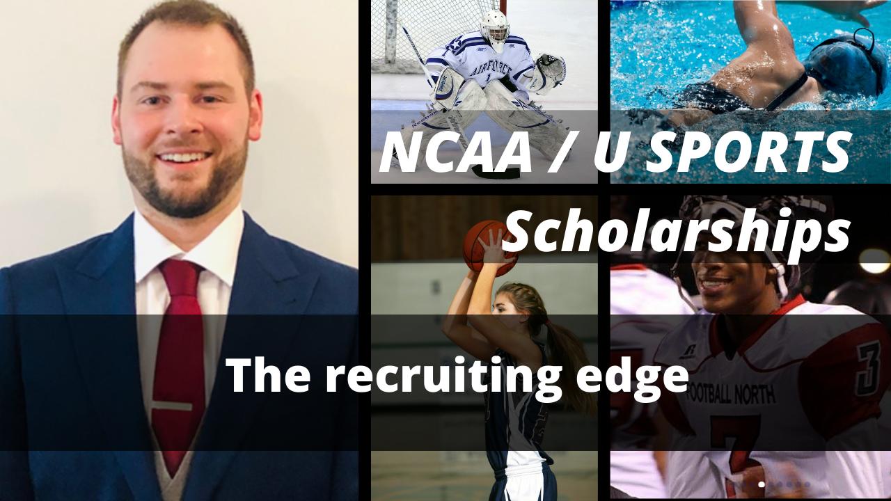 NCAA and U SPORTS Scholarships