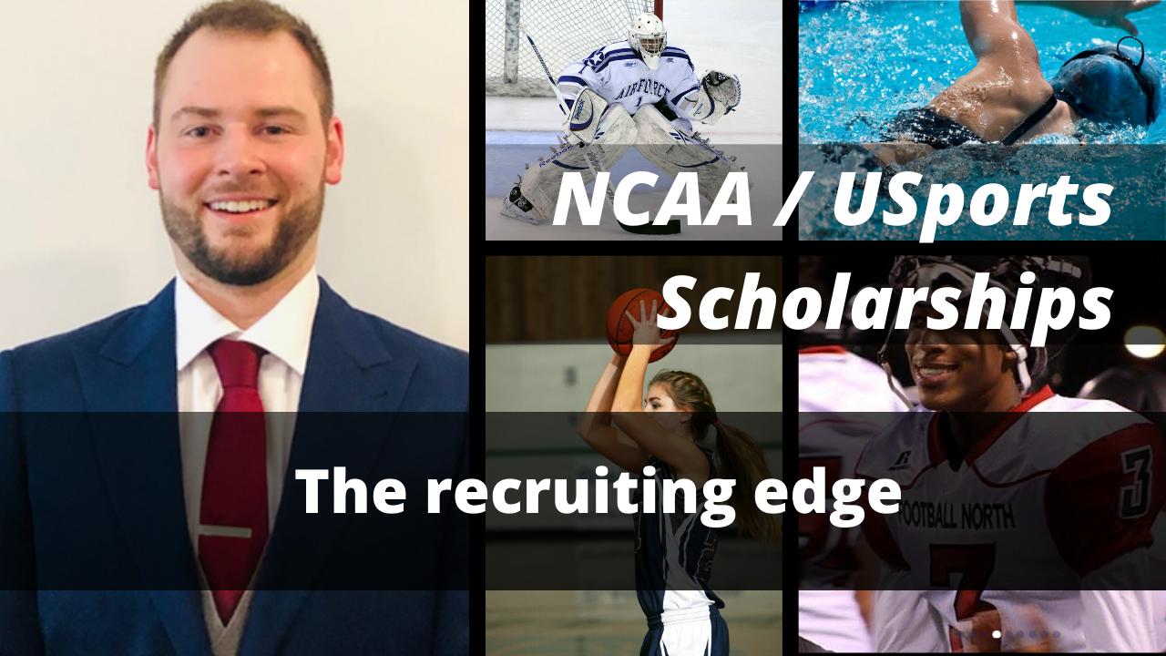 NCAA / U SPORTS scholarships