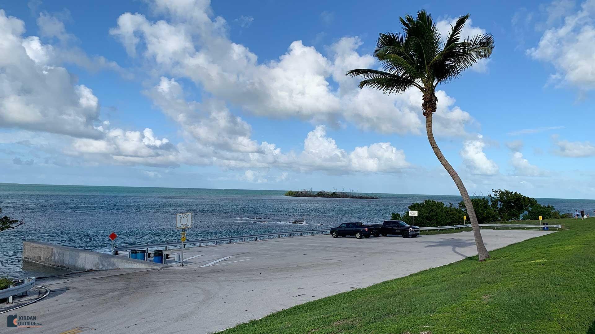 Little Duck Key, Florida Keys - Public boat ramp