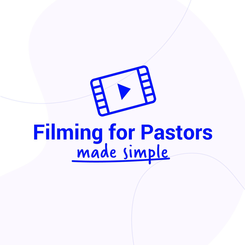 Filming for Pastors