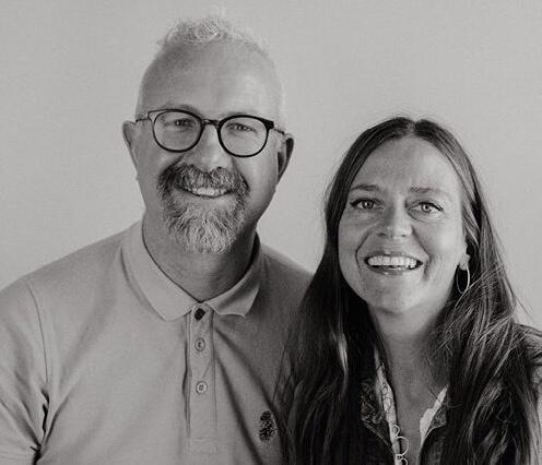 Simon & Sarah Larkin | Holy Trinity Hastings