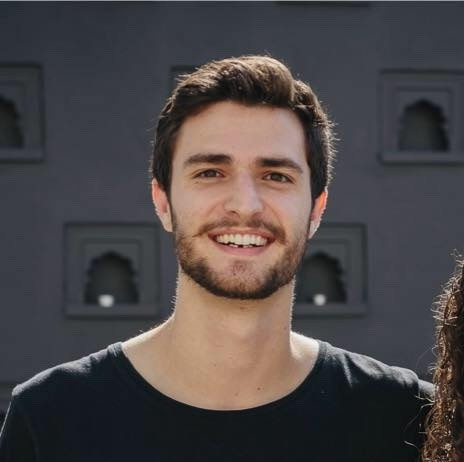Jeshua Glanzmann | Frequentsee (Ministry of Julian and Katia Adams)