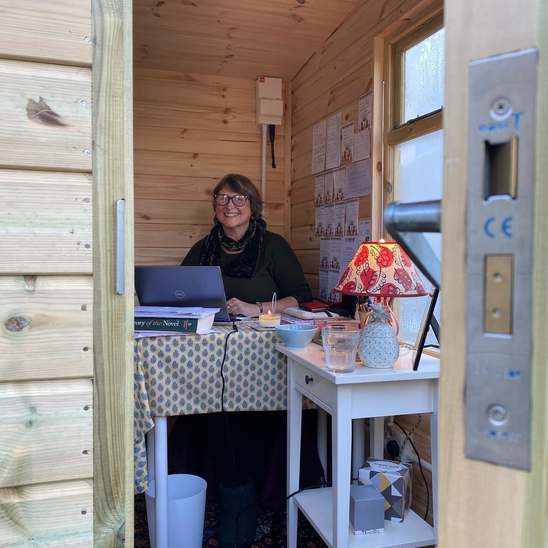 Jane Moss, writing tutor
