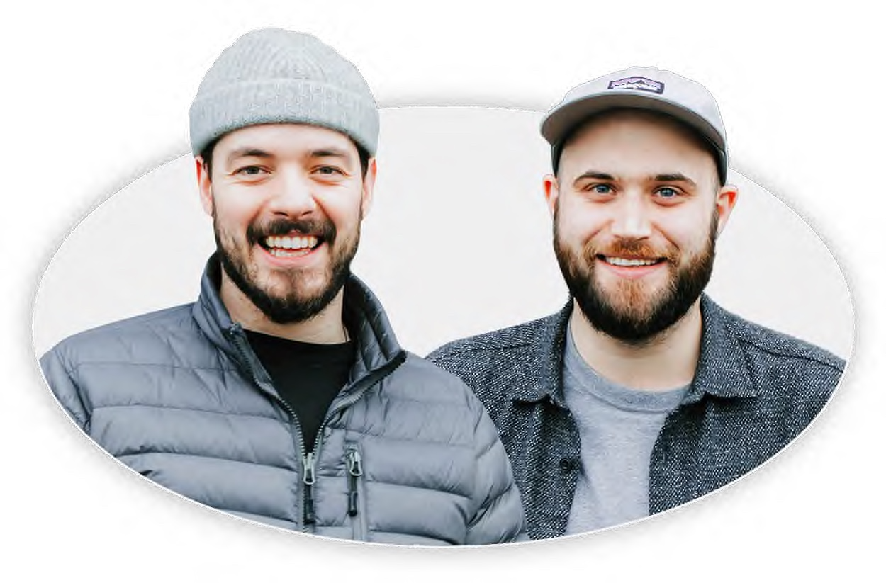 Josh Stannard and Peter Murden | Founders of Digital Church Toolkit