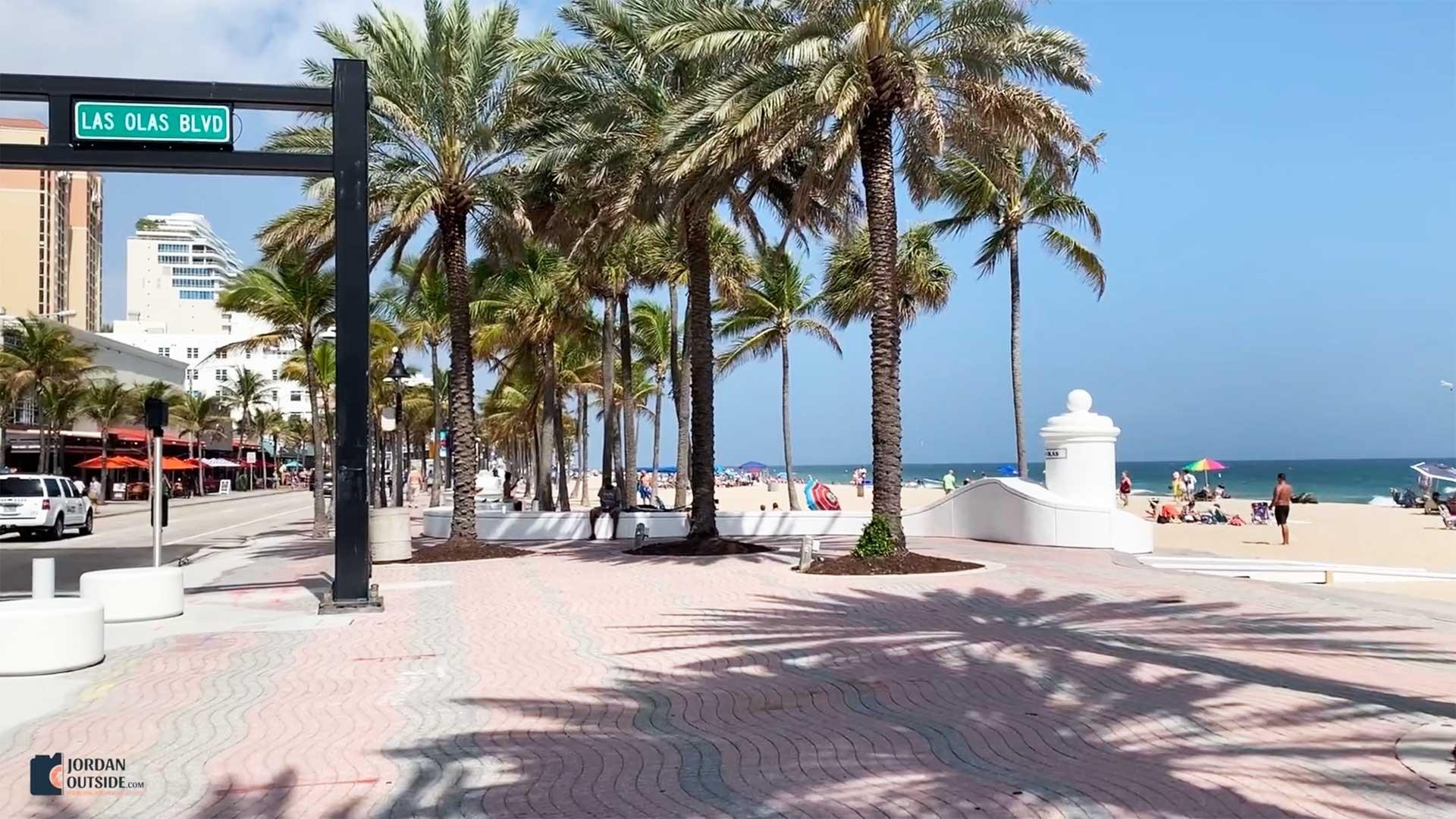 Las Olas Blvd, Ft. Lauderdale Beach