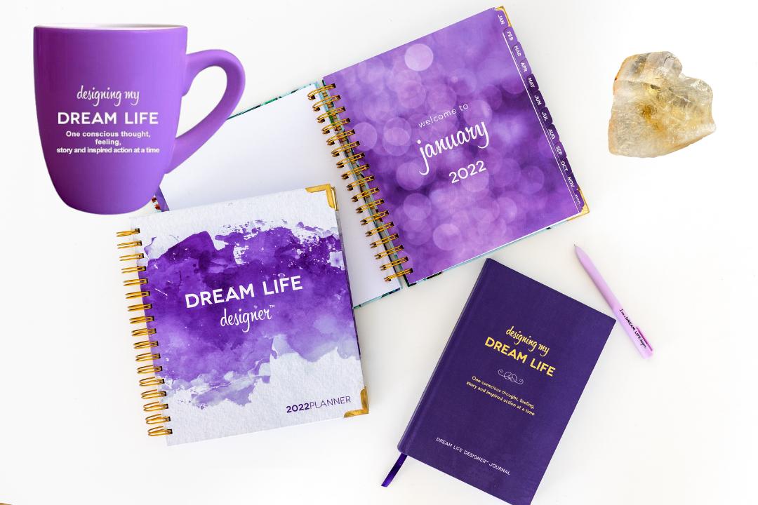 Dream Life Designer Prosperity Bundle with Citrine Crystal