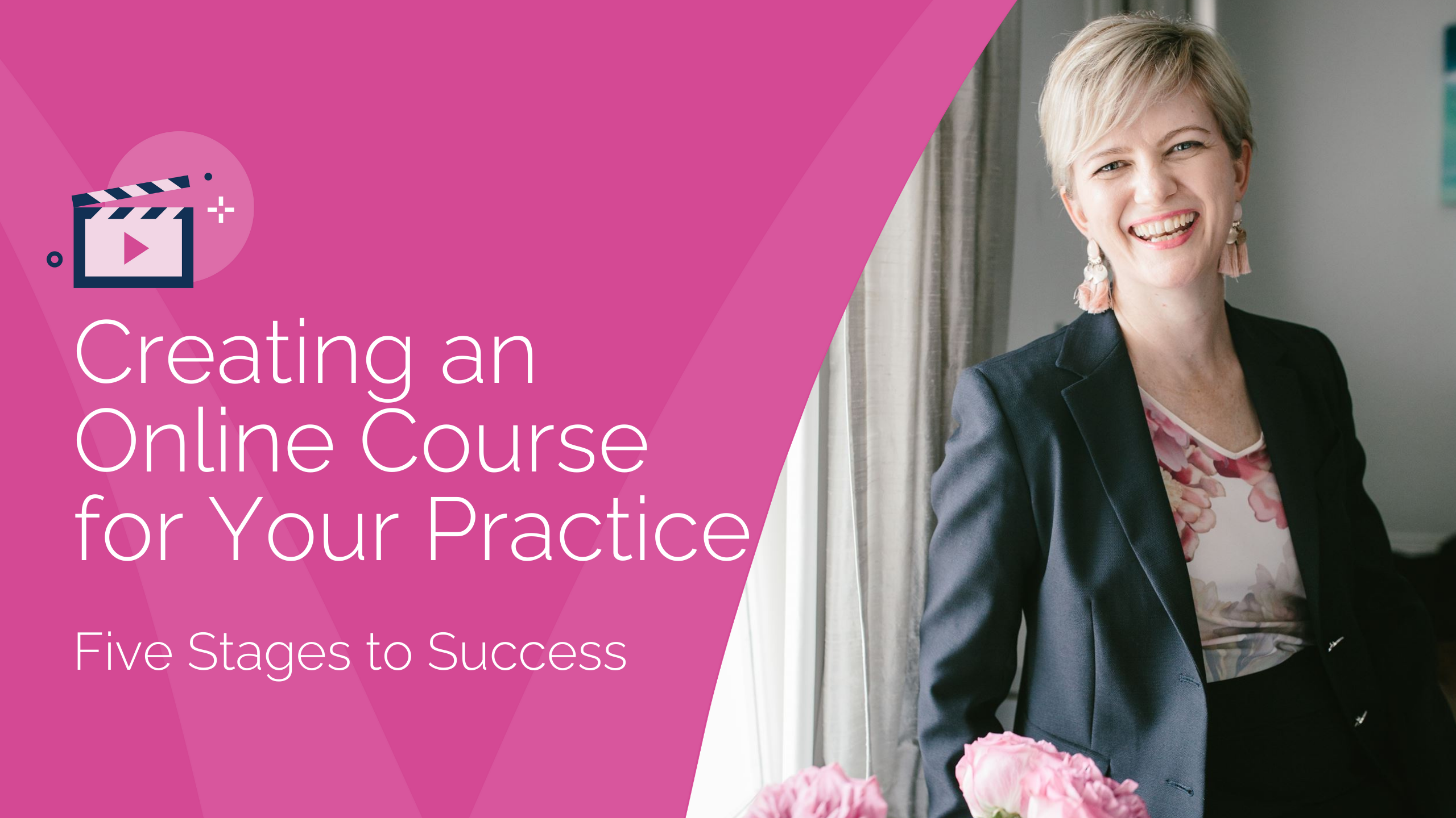 Creating an online course for your practice Market Savvy