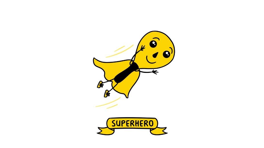street racket superhero