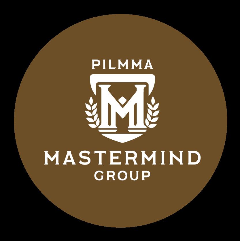 Pilmma Mastermind Logo