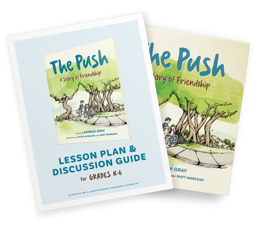 The Push: Lesson Plan And Discussion Guide