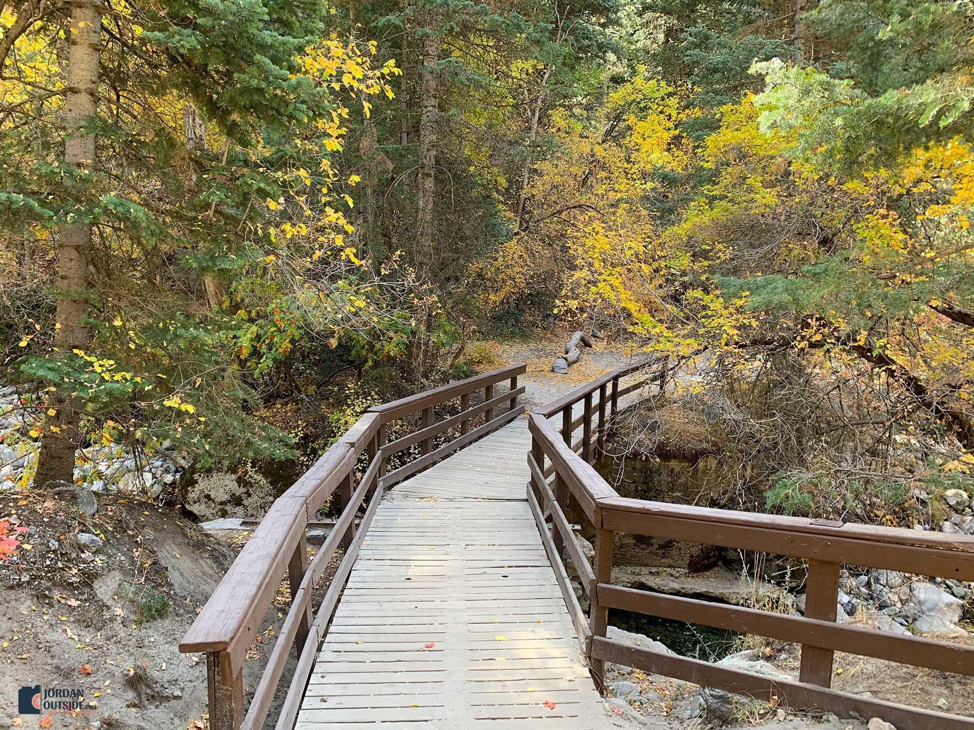 Little Cottonwood Creek Trail, Utah
