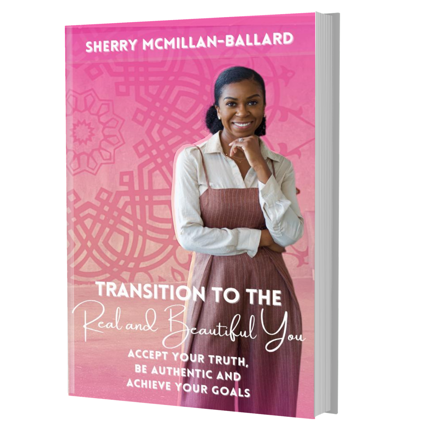Transition to the Real and Beautiful You book cover