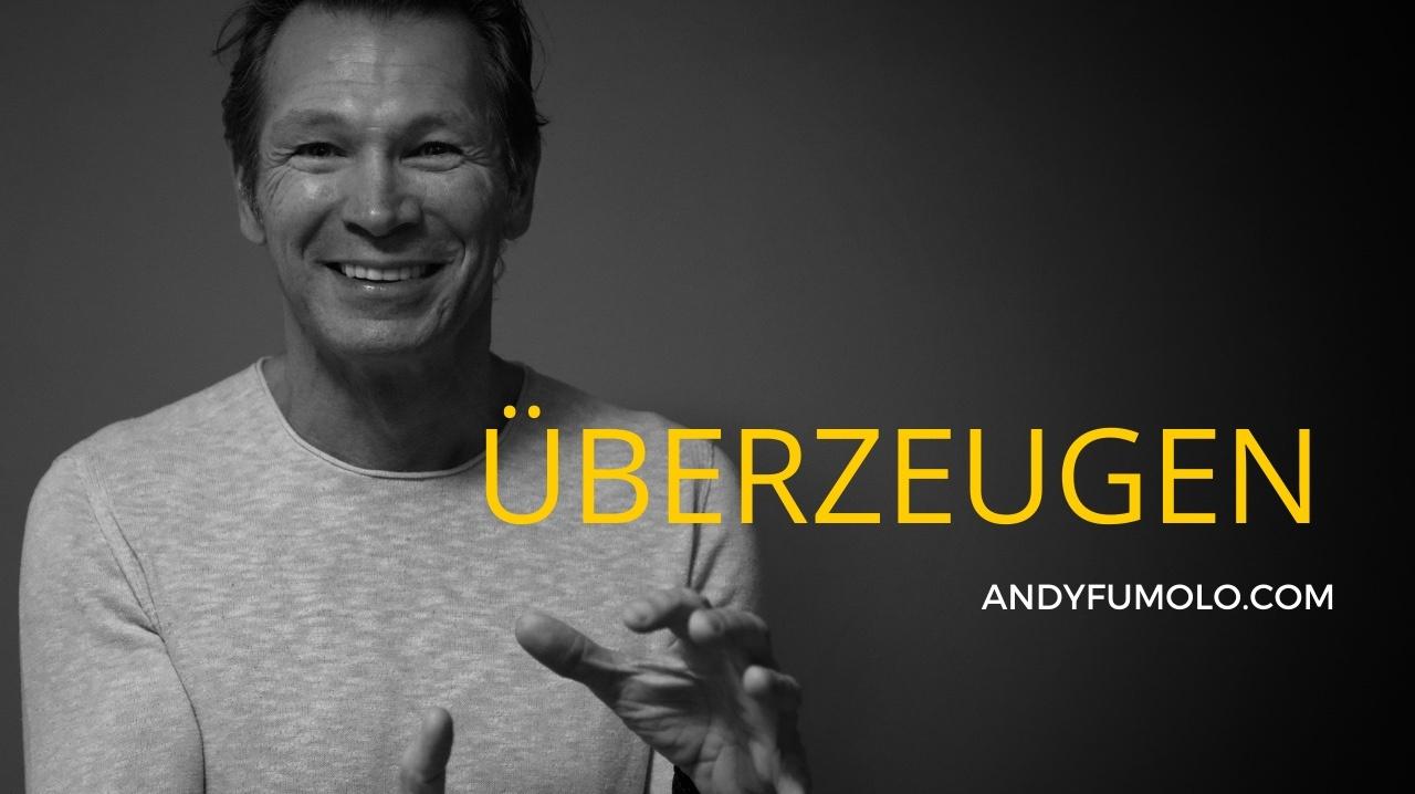 Online Kurs Überzeugen Verkauf Präsentation Andy Fumolo