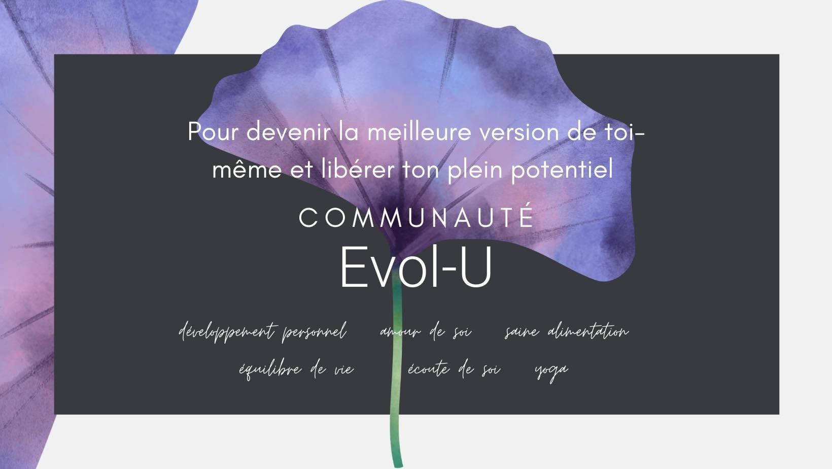 Communauté Evol-U