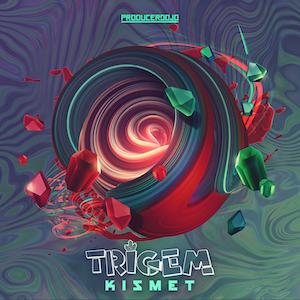 New EDM music Trigem Kismet EP