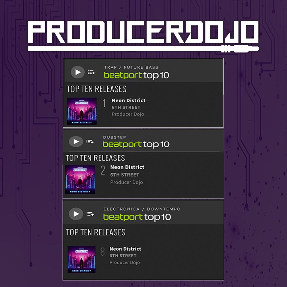 Hot EDM Hits at the Producer Dojo music label