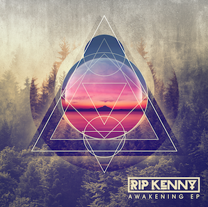 New EDM music Awakening EP by RIP Kenny
