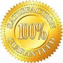 100% Customer Satisfaction Guaranteed