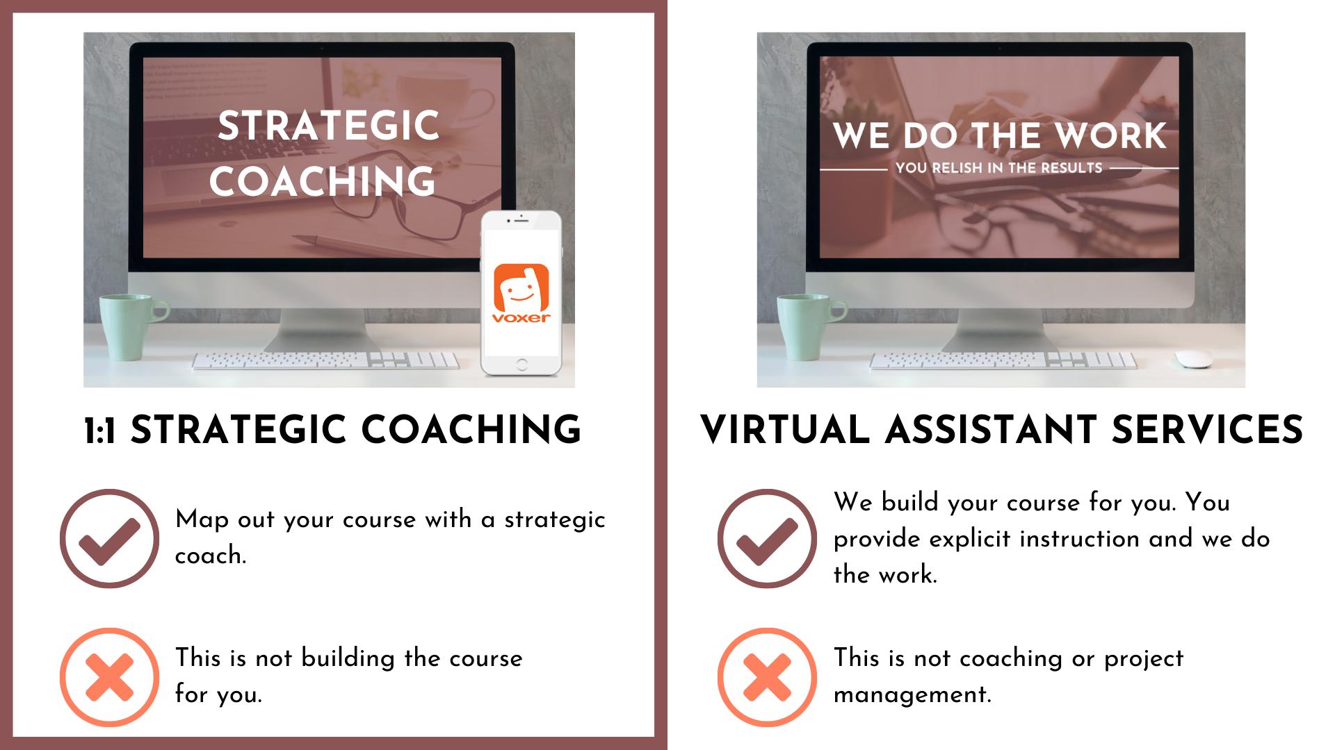 Generation Business Strategic Coaching Virtual Assistant